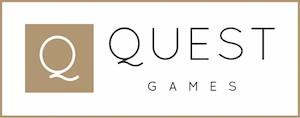 Quest Games logo