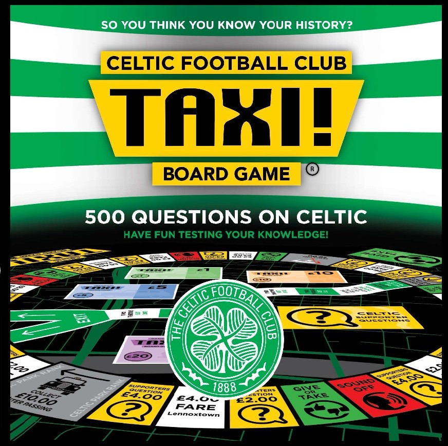 Celtic FC Box Front