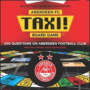 Aberdeen FC game box lid