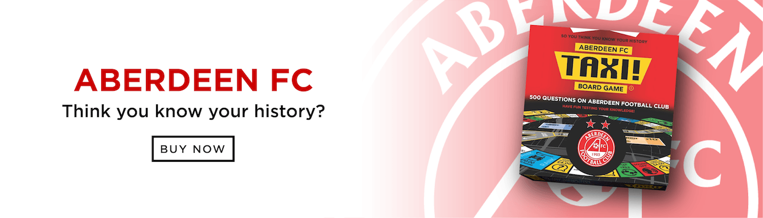 Aberdeen FC game homepage