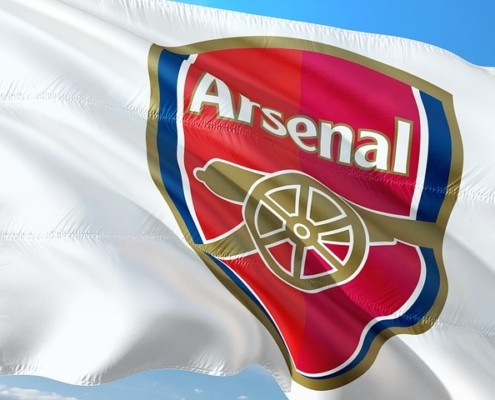 Arsenal FC flag
