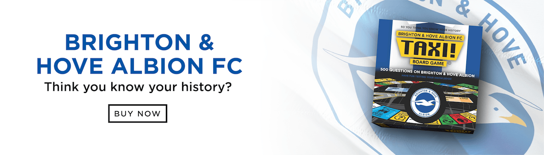 Brighton & Hove Albion FC game homepage