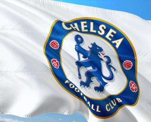 Chelsea FC flag