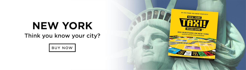 New York City game homepage